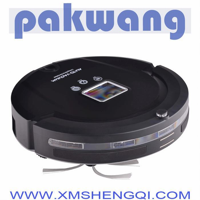Remote control and Charging Station Robot Vacuum Cleaner(China (Mainland))