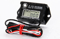 LCD Waterproof Resettable Tachometer for 2-stroke or 4-stroke Gasoline Engine