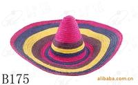 Free shipping Adult rainbow hat fashion beauty cap