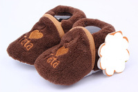 Beautiful  Baby Toddler  Non-Slip Newborn Toddler Shoes Crib Shoes 6Color Free&Drop Shipping