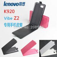 Phone Case for Lenovo K920/VIBE Z2 Pro Case Leather Flip Business Style Case Cover Skin for K920/VIBE Z2 Pro Shell Free Shipping