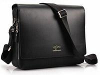 New 2014 Hot Sale Fashion Men Messenger Bag Designer Brand Handbags Men Leather Casual Shoulder Bags MBG02