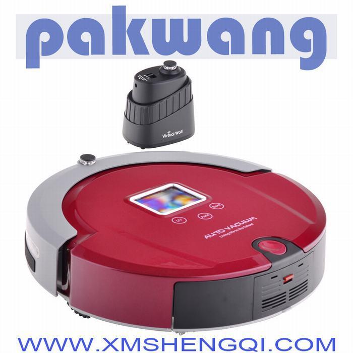 Floor sweeper fashion robot vacuum cleaner(China (Mainland))