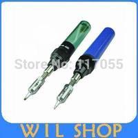 Free Shipping Cordless Pen Shape Butane Gas Soldering Solder Iron Tool without Butane Gas