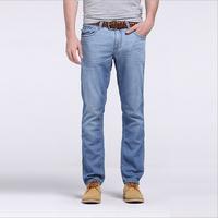 Retail fashion 2014 high quality Nostalgic blue cotton brand men's jeans New fashion leisure casual 84234748V