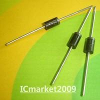 100 PCS SR3100 DO-201 3.0 AMP SCHOTTKY BARRIER RECTIFIERS