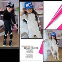 Wholesale new 2014 baby clothes children tracking sport suit 2pcs set girls clothes suits children clothing sets 5sets/lot