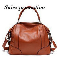Sell like hot cakesnew collection 2014 Fashion Women Handbags Casual Full Grain Leather Lady Shoulder Bag Messenger Bags