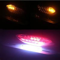 16 LED Motorcycle Quad ATV Tail Light Turn Signal Light Brake Light Running Light License Plate Light High quality