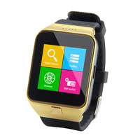 Bluetooth Smart Watch Cell Phone ZGPAX S28 Smartwatch 1.54'' GSM WristWatch Mate Sync Android For iPhone Samsung HTC LG 2015 New