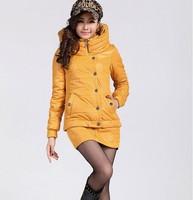 New fashion loose plus size winter jackets women thickening Parkas cloak women's winter jackets big size warm winter coat