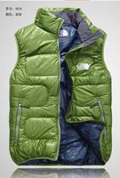 2014 new winter men's cotton vest male Korean men cultivating cotton vest hooded vest