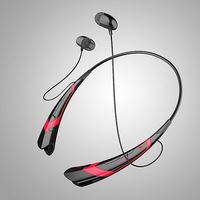 HBS-760 Bluetooth Headset for LG Tone HBS 760 Wireless Mobile Phone Headphone Earpod Sport Bluetooth Earphone