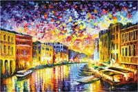 Beautiful Venice 3D DIY puzzles 1000 pcs woonden 3D jigsaw landscape wall paintings interesting time killer gift choice