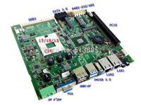 170*170 Mini Itx Intel CPU Industrial Mothebroard Support SSD+Ram 8Gb