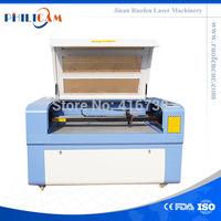 CE Certification  80ww paper laser cutting machine