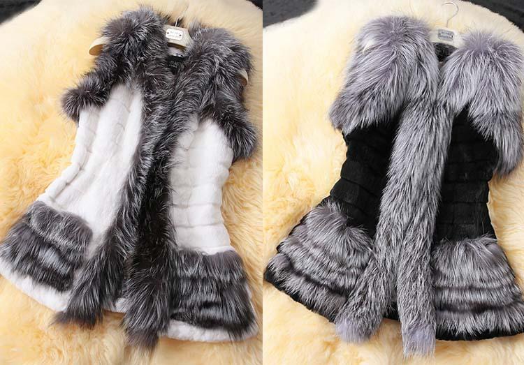 Женская одежда из меха OEM YF0619 женская одежда из меха jinyao 6688 sfur 027