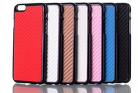 """Carbon Fiber Hard Back Case For iPhone 6 Cover Skin Latest Fashion Luxury 4.7"""""""