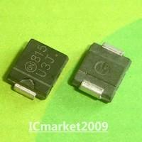 100 PCS U3J  DO-214AB SMC Versatile Package FULL CMOS LDO Regulator