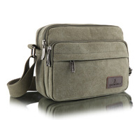 Small bag canvas bag diagonal package neutral messenger bag man bag