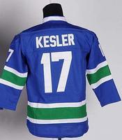 #17 Ryan Kesler Kids/Youth Jersey,Ice Hockey Jersey,Best quality,Authentic Jersey,Size S--XL,Accept Mix Order,cheap sale