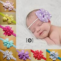 Free shipping baby headband ,Christmas Headband  Chiffon headband