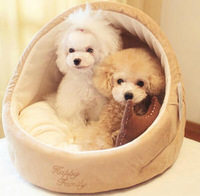 Animal World 1 pcs/lot kennel pet dog nest washable dog house pets supplies Teddy dogs bed pet products free shipping