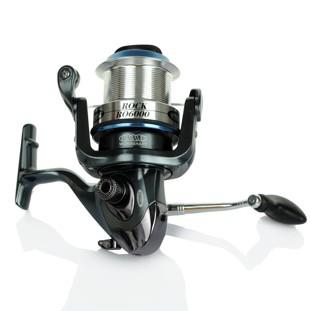 Катушка для удочки MITCHELL 4.9:1 6BB RO6000 carretilha pesca катушка для удочки pesca 13bb carretilha bnt