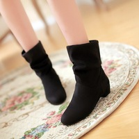 boots for women 2014 female fashion boots women shoes women motorcycle boots 2420