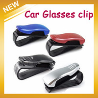 New 2014 Universal Car glasses clip glasses frame sunglasses clip purse documents folder box car auto supplies, Free Shipping