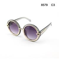 Karen 2014 Walker New Fashion Woman Sunglasses Women Brand Designer Retro Round Glasses Plastics Lentes Oculos De Sol Feminino