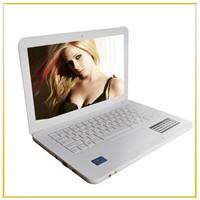 Samsung 14'' windows 7 Laptop Intel D2500 1.86Ghz Dual Core CPU DVD-Burner Windows 7 Notebook Built in 4GB RAM 500GB HDD
