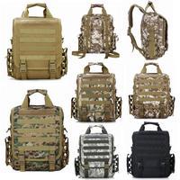 Outdoor Camping Hiking Trekking Bag Military Tactical Backpack Shoulder ZD2022