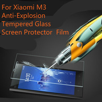 For Xiaomi MI3/M3 NILLKIN Amazing H+ Nanometer Anti-Explosion Tempered Glass Screen Protector Film With Retail Package