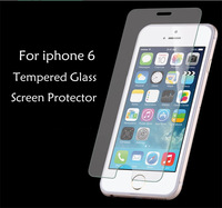 "10pcs/lot Ultra Thin 0.3mm Explosion-proof Premium Tempered Glass Screen Protector For Apple iPhone 6 4.7"" Protective Film"