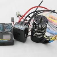 Hobbywing SC-C4 Combo EZRUN WP-SC8 120A ESC ( (Waterproof))+4274 KV2000 motor+ Programming card