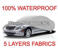 5 Layer Car Cover Fit Outdoor Water Proof Indoor for FORD MUSTANG COUPE 1994 1995 1996 1997 1998