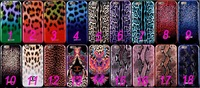 1pcs Fashion Design Luxury Just Fashion Puro Leopard and Snake Skin TPU Soft Case  For iPhone 6 4.7 inch,Free Shipping