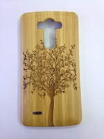 Brand new Wooden case Back case for LG G3 with high quality free shipping wood phone cases