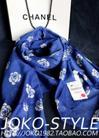 Printed scarves scarf  women  shawl brand upscale Soft and comfortable free shipping  ft4