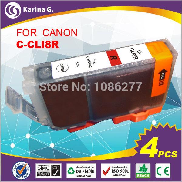 Картридж с чернилами Karina.G 4pk canon pgi/8r for PGI-8R картридж с чернилами 235mall 2 pk