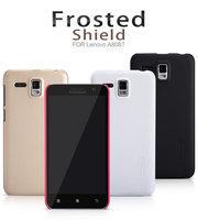 Original NILLKIN Forsted Shield Case For Lenovo A8 A806 A808T phone Case +NILLKIN Screen Protector For Lenovo A806 case