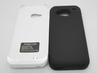 2014 Latest 3000mAh power bank External Battery Backup Power Charger Case for HTC One mini 2 M8 mini free shipping