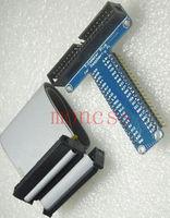 T-Cobbler Plus GPIO Extension Board + 40pin Cable for Raspberry PI B+ Module