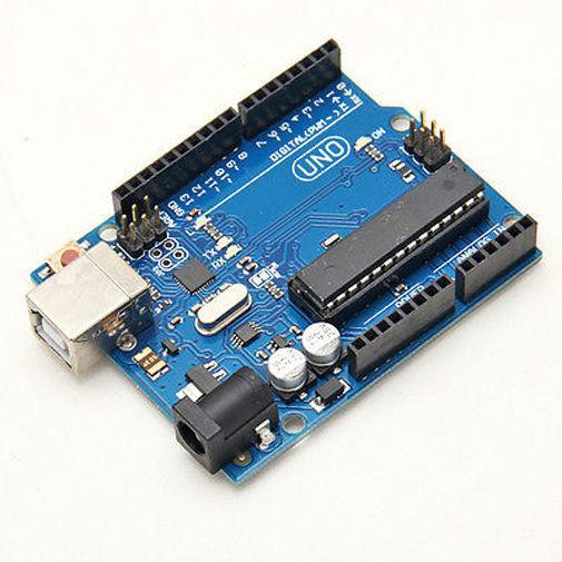 Электродетали OEM UNO R3 ATmega328P ATmega16U2 SCM MCU Arduino USB YJ001