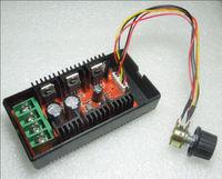 DC10V-50V Motor Speed RC Controller PWM 15khz HHO 2000W 40A MAX External switch