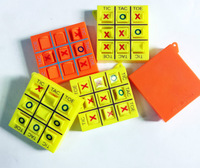 6X tic tac toe - birthday party favors gift game toy prize