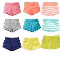 Original Carter's Baby Girls Boys Cotton Knit Pull-On Shorts Summer Wear, Freeshipping