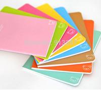 36PCS Korean Stationery Lovely Bear Memo Pad Notepad A6 Portable Mini Creative Diary Notebook