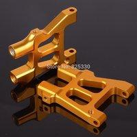 HSP 02149 Upgrade Parts 1/10 Aluminum Rear Lower Suspension Arm 122021 Gold
